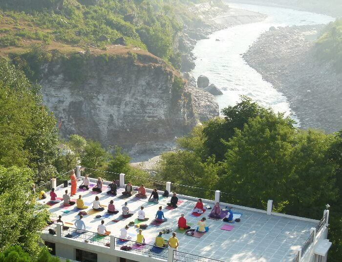 Rudraprayag, Himalaya, Indien