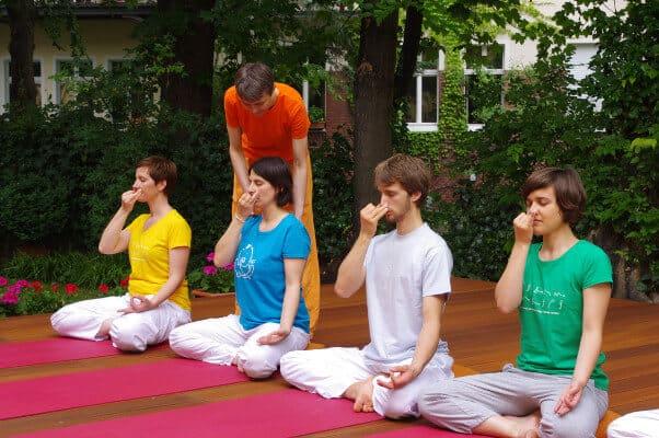 Yogakurse für Körper, Geist und Seele